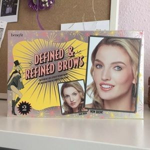 benefit precision defined and refined brow kit